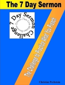 Image of The 7 Day Sermon Workbook